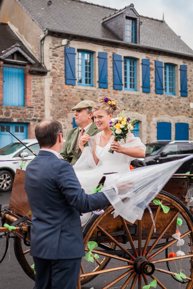 wedding photographer Dinard Lanrigan